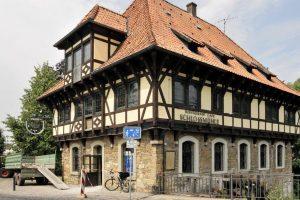 """Die """"Schlossmühle"""", wie sie sich zurzeit präsentiert."""